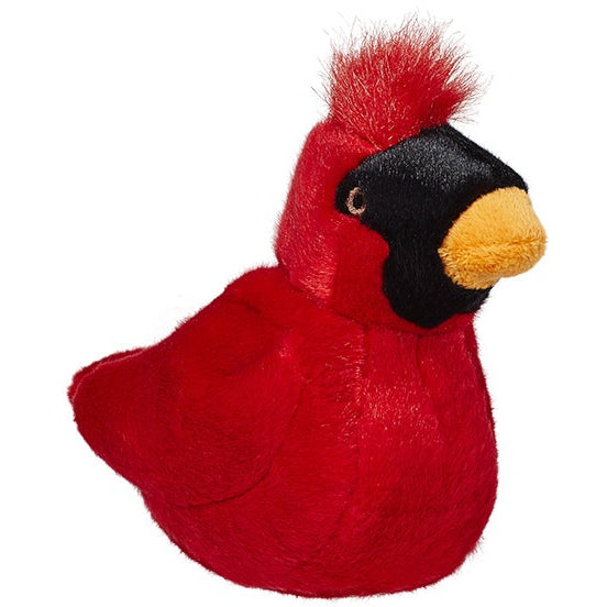 Fluff & Tuff® Dog Toy | Louis the Cardinal