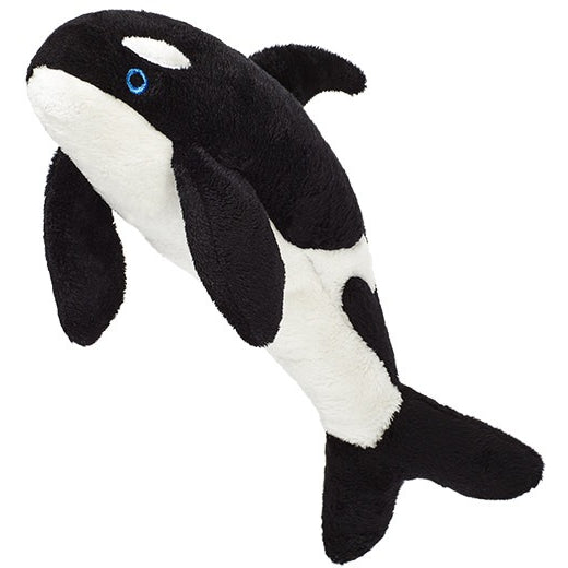 Fluff & Tuff® Dog Toy | Willie the Orca