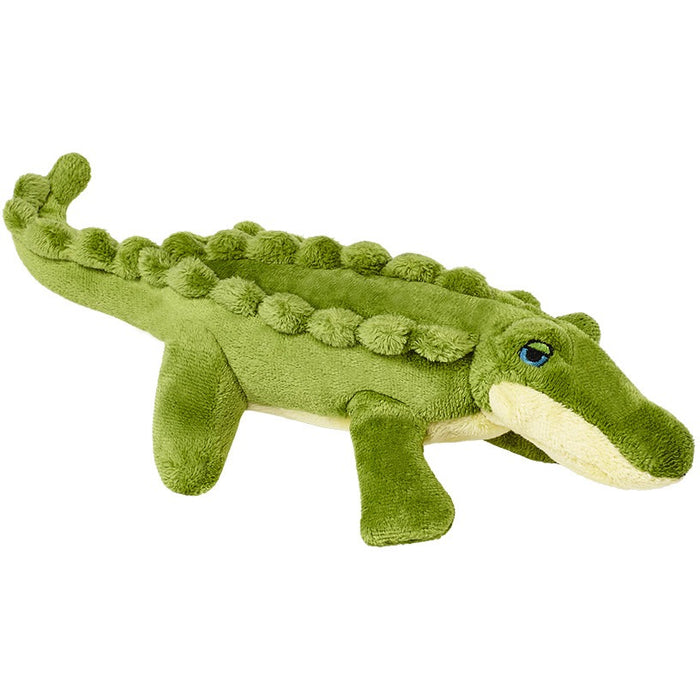 Fluff & Tuff® Dog Toy | Savannah the Baby Gator