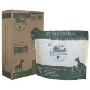 Steve's Real Food | Raw Pet Food - Turducken Diet for Dogs & Cats (Local Delivery ONLY - Will Not Ship)
