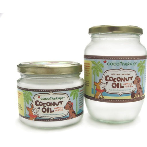 CocoTherapy | Organic Virgin Coconut Oil