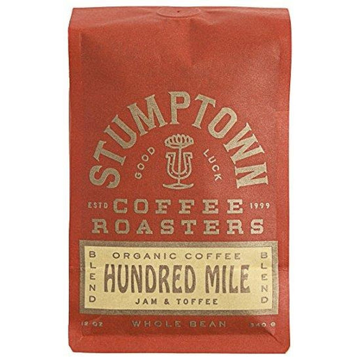 Stumptown | Hundred Mile Organic Whole Bean Coffee
