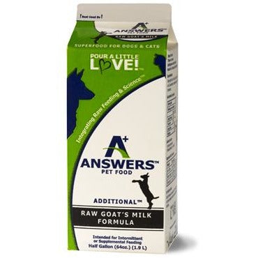Answers | Goat's Milk (Local Delivery ONLY - Will Not Ship)