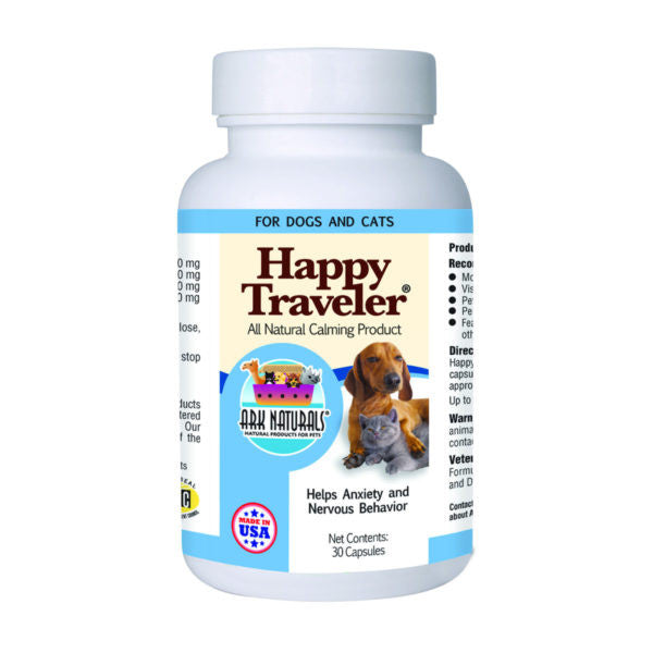 Ark Naturals® | Happy Traveler® - 30 capsules