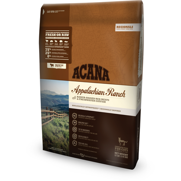 ACANA | Appalachian Ranch Regional Formula Grain-Free Dry Cat Food
