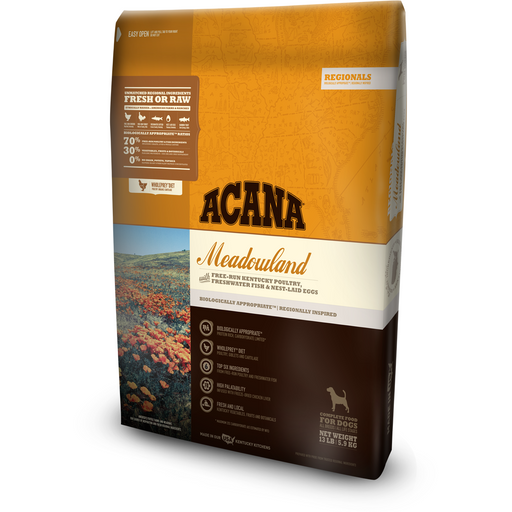 ACANA | Meadowland Regionals Formula Grain-Free Dry Dog Food