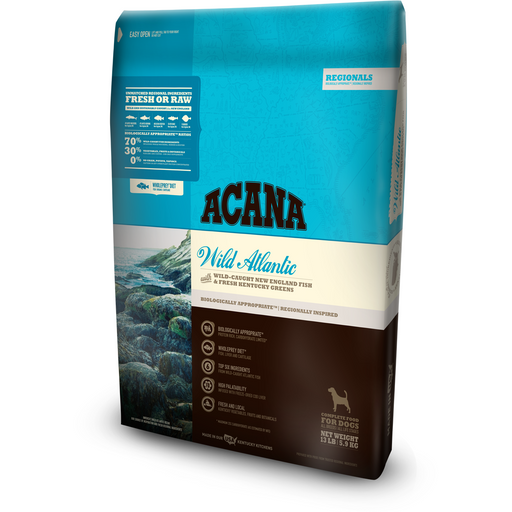 ACANA | Wild Atlantic Regionals Formula Grain-Free Dry Dog Food