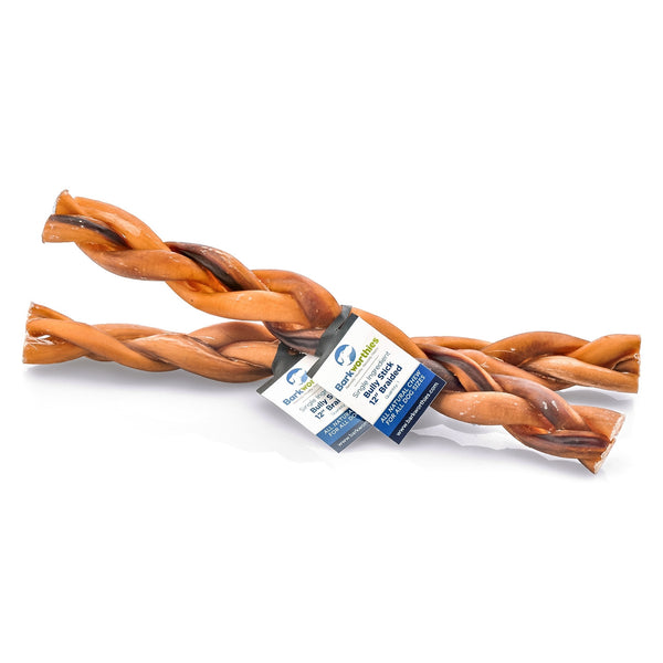 Barkworthies® | Braided Bully Stick
