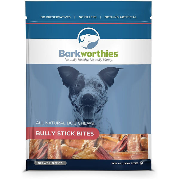Barkworthies® | Bully Stick Bites - 12 oz