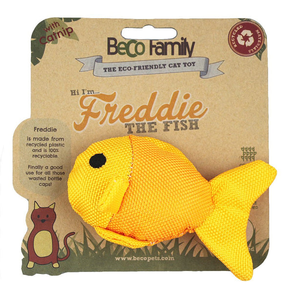 Beco | Fish Cat Toy