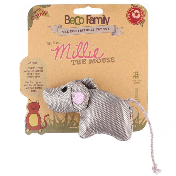 Beco | Mouse Cat Toy