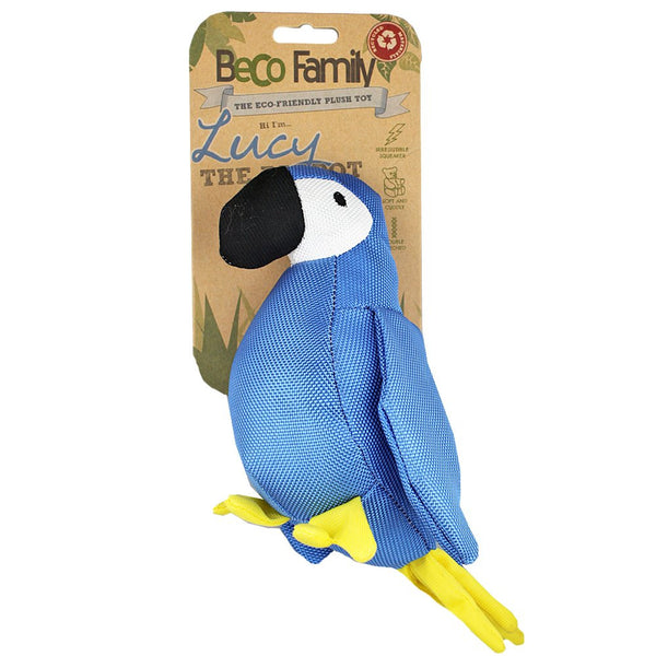 Beco | Parrot Dog Toy