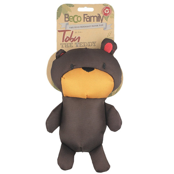 Beco | Teddy Bear Dog Toy