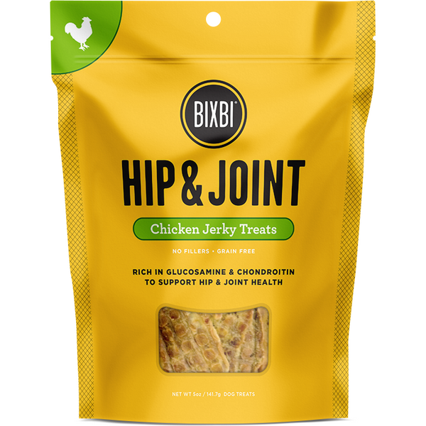 Bixbi® | Hip & Joint Chicken Jerky Treats
