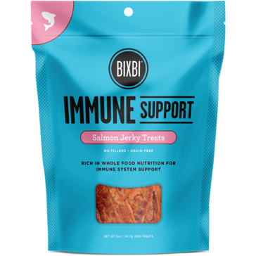 Bixbi® | Immune Support Salmon Jerky Treats