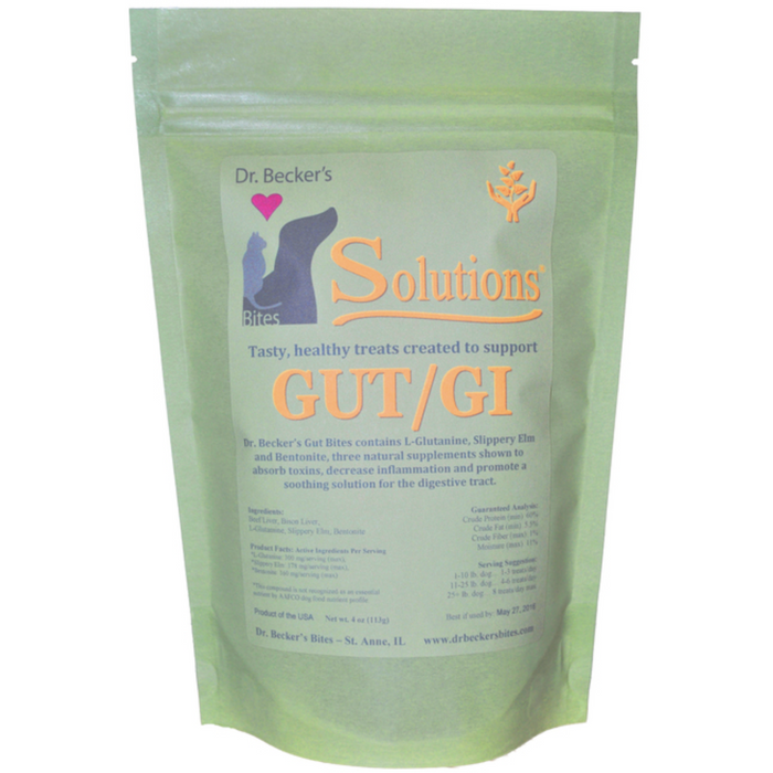 Dr. Becker's | Gut/GI Support Treats 4 oz