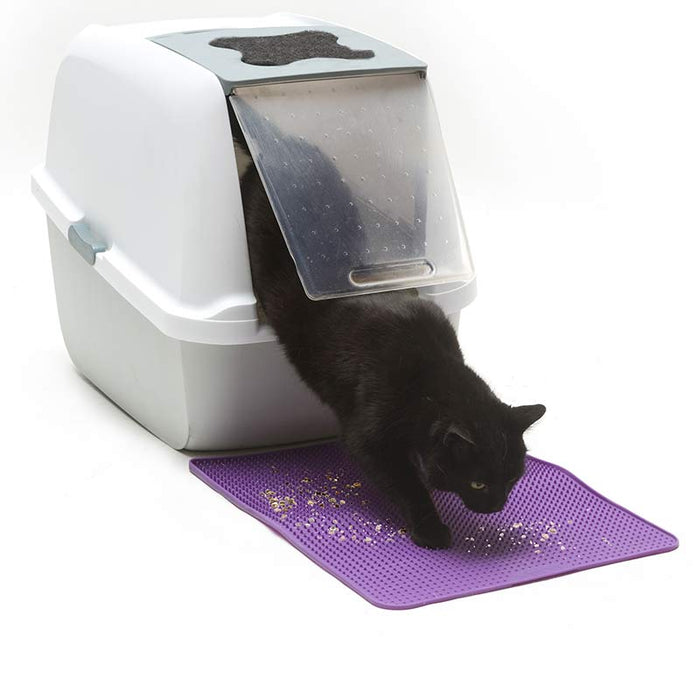 Messy Cats™ | Silicone Litter Mat