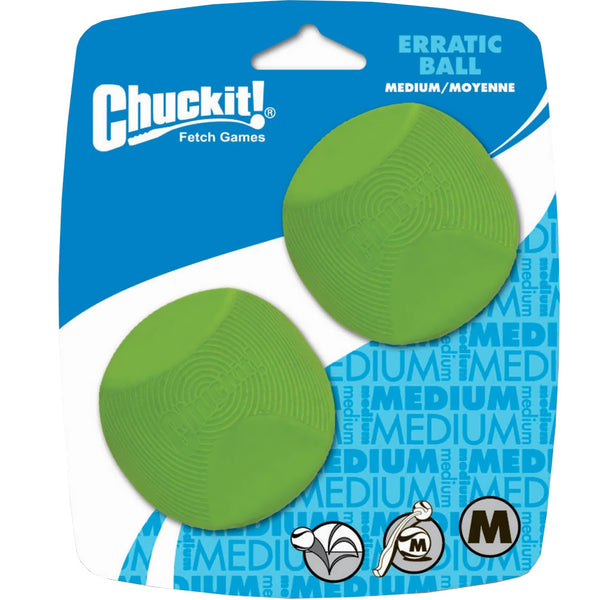 Chuckit!® | Erratic Ball 2pk