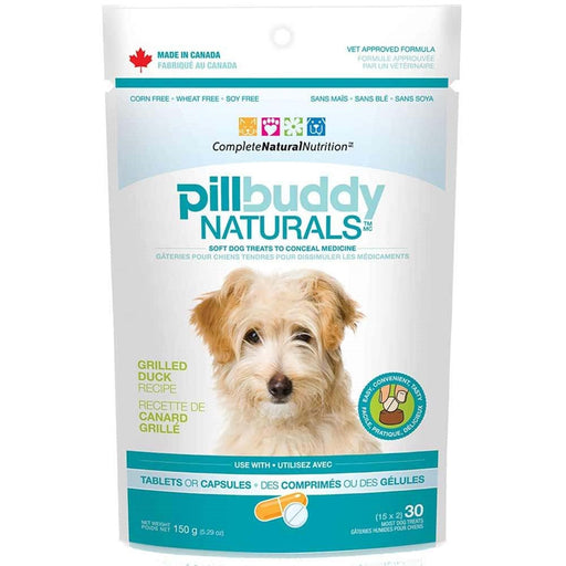 Complete Natural Nutrition™ | Pill Buddy Naturals™ - Grilled Duck