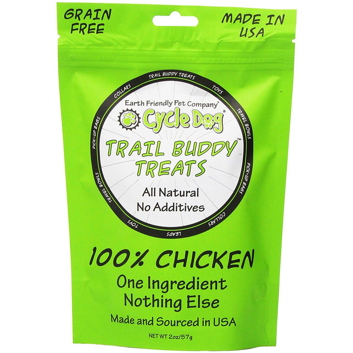 Cycle Dog® | Trail Buddy - Chicken Treats 2oz