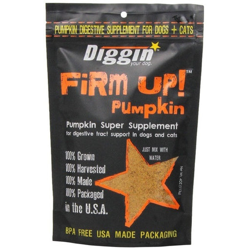Diggin Your Dog™ | Firm Up! Pumpkin Super Supplement