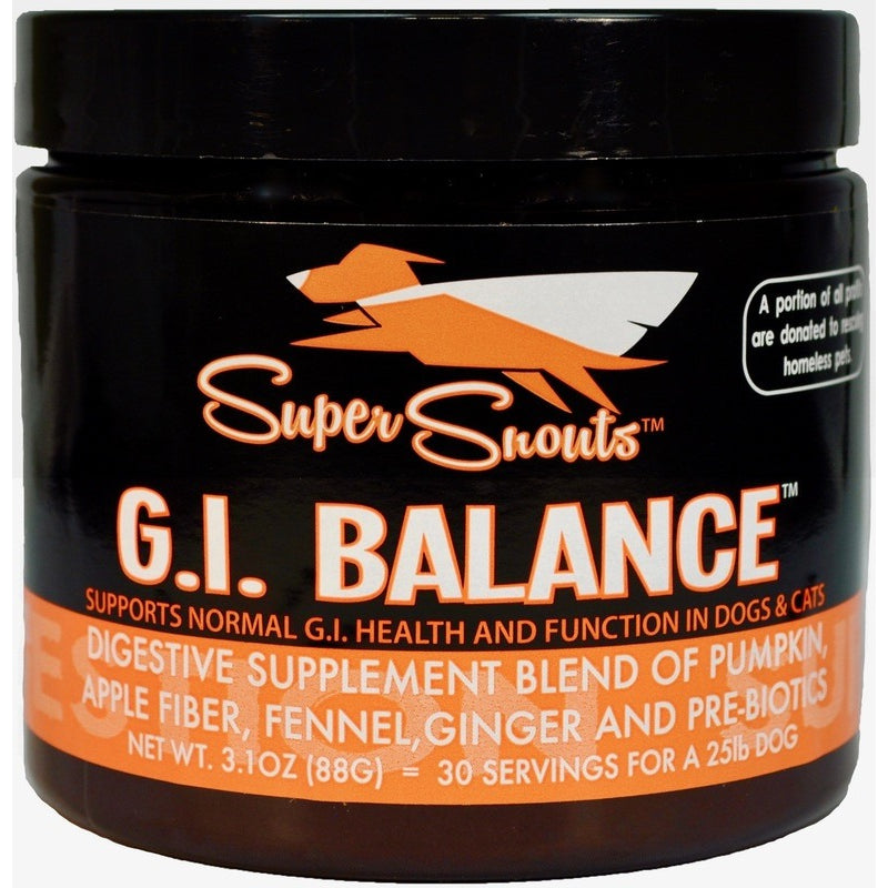 Super Snouts™ | G.I. Balance™ Digestive Supplement - 88g