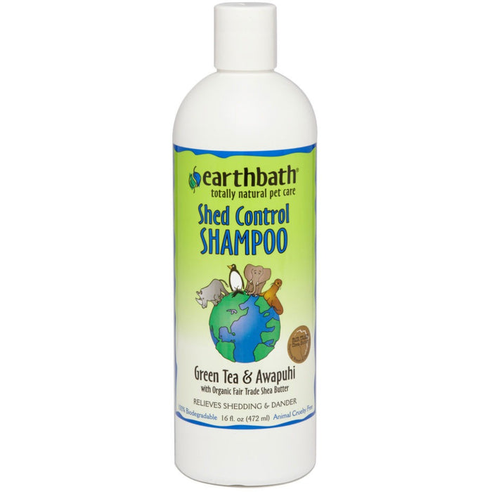 Earthbath® | Shed Control Shampoo - 16 oz