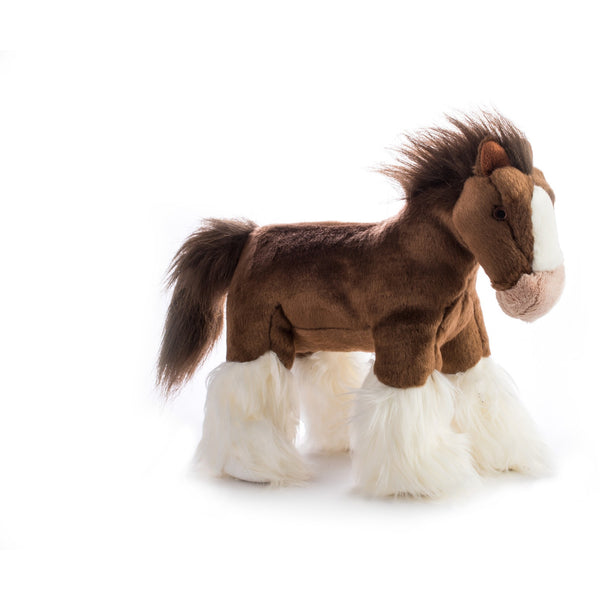 Fluff & Tuff® Dog Toy | Clyde the Horse