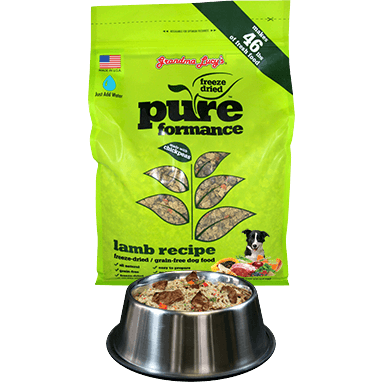 Grandma Lucy's® | Pureformance™ Lamb Freeze-Dried Dog Food