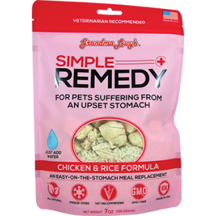 Grandma Lucy's® | Simply Remedy Chicken & Rice Digestive Meal Replacement