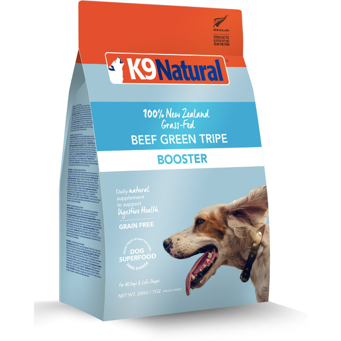 K9 Natural™ | Beef Green Tripe Booster
