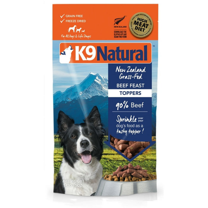 K9 Natural™ | Freeze-Dried Beef Topper