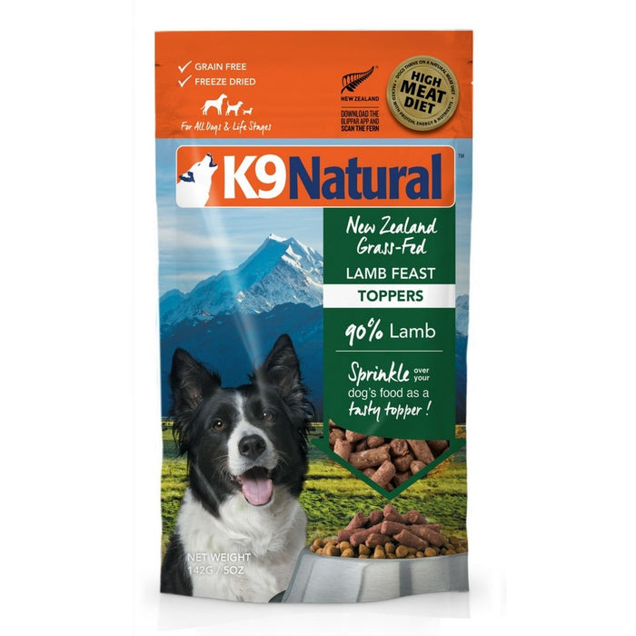K9 Natural™ | Freeze-Dried Lamb Topper