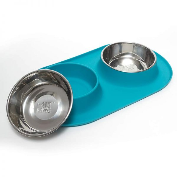 Messy Mutts™ | Silicone Double Feeder