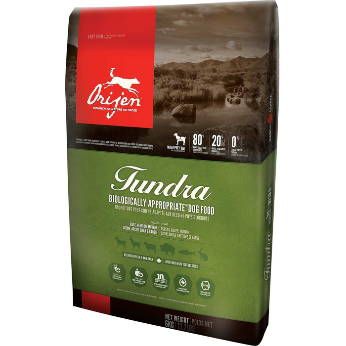 Orijen | Tundra Grain-Free Dry Dog Food