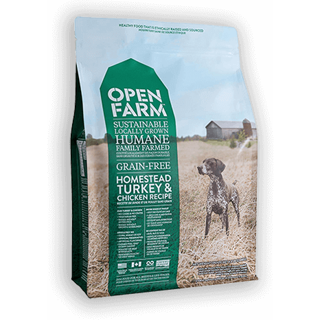 Open Farm™ | Turkey & Chicken Grain-Free Dog Food