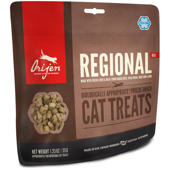 Orijen | Regional Red Freeze-Dried Cat Treats