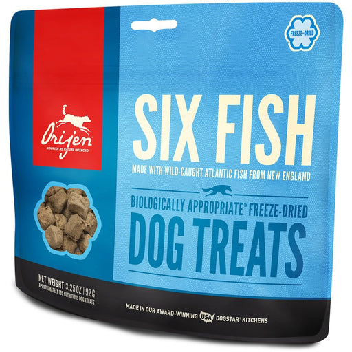 Orijen | Six Fish Freeze-Dried Dog Treats