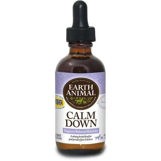 Earth Animal | Herbal Remedy - Calm Down