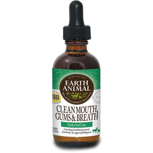 Earth Animal | Herbal Remedy - Clean Mouth, Gums, & Breath