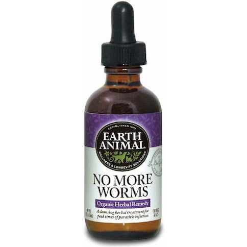 Earth Animal | Herbal Remedy - No More Worms