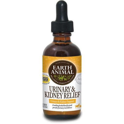 Earth Animal | Herbal Remedy - Urinary & Kidney Relief