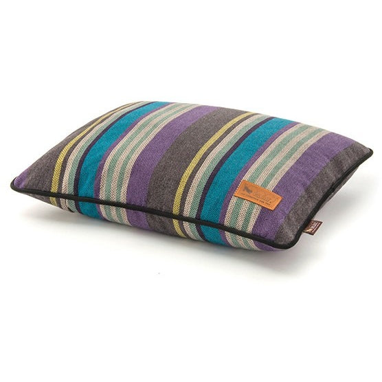 P.L.A.Y.® | Horizon Striped Dog Bed - Lake