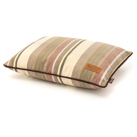 P.L.A.Y.® | Horizon Striped Dog Bed - Seacoast
