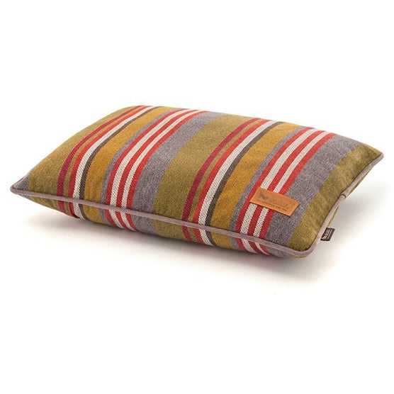 P.L.A.Y.® | Horizon Striped Dog Bed - Woodland