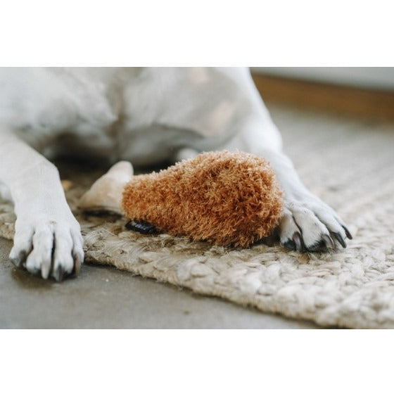 P.L.A.Y.® | Fluffy's Fried Chicken Dog Toy