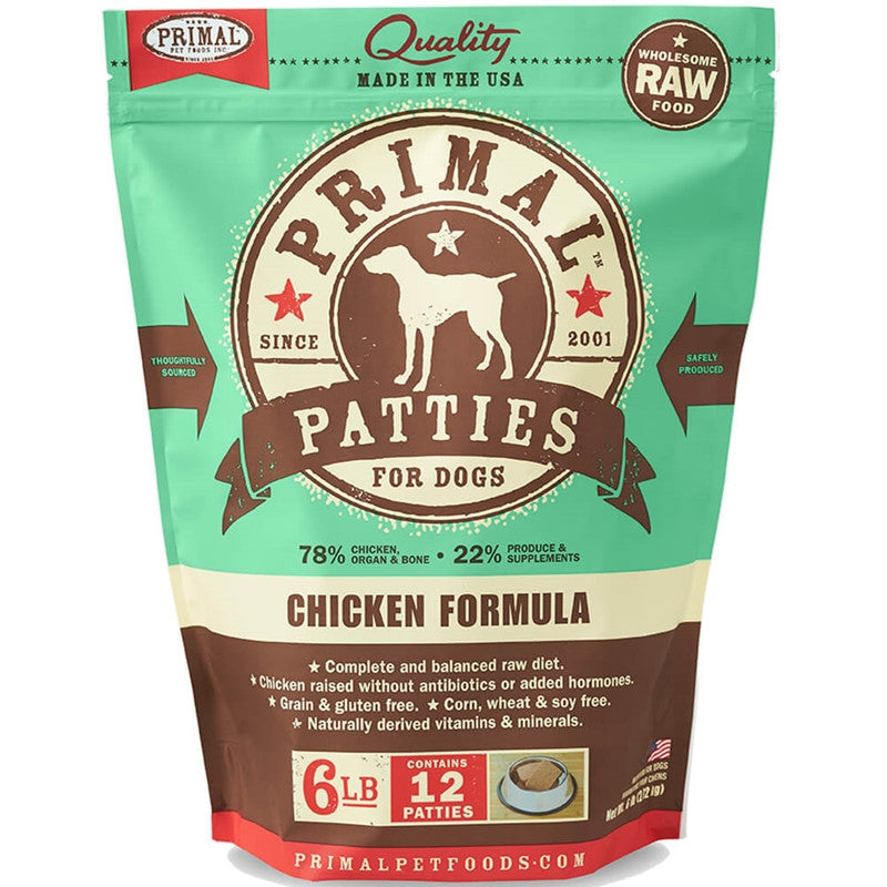 Primal™ | Frozen Raw Chicken Formula (Local Delivery ONLY - Will Not Ship)