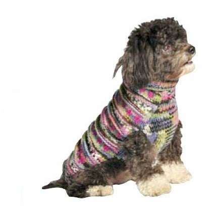 Chilly Dog - Sweater Purple Woodstock