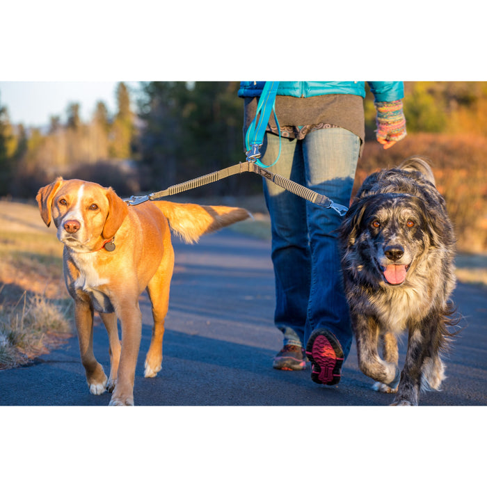 Ruffwear® | Double Track™ Coupler Two-Dog Leash Connection