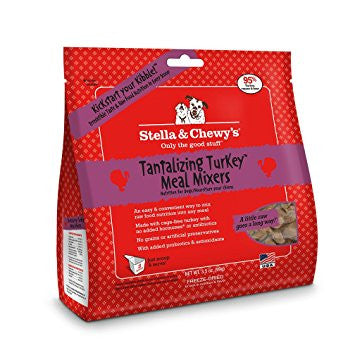 Stella & Chewy's® | Turkey™ Frozen Raw Morsels (Local Delivery ONLY - Will Not Ship)
